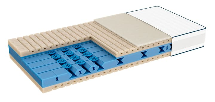 PREMIOTOP Float A medium Matratze bico 403333280010 Breite 80.0 cm Länge 200.0 cm Bild Nr. 1