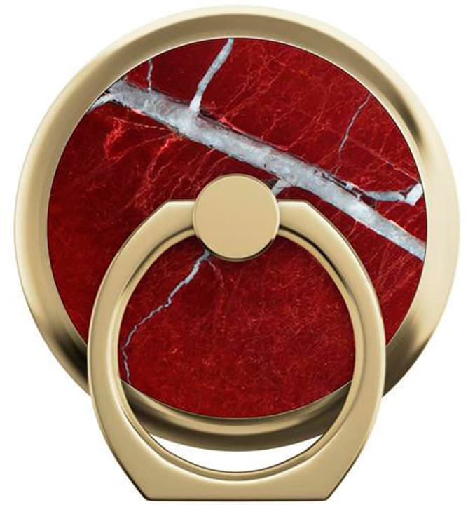 Selfie-Ring Scarlet Red Marble Support iDeal of Sweden 785300148019 Photo no. 1