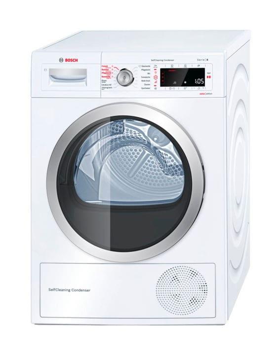 WTW85540CH Wäschetrockner Bosch 785300131435 Bild Nr. 1