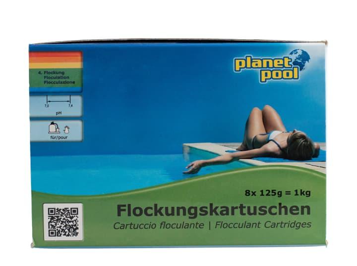 Cartouches floculation p. Filtre sable Planet Pool 647019900000 Photo no. 1