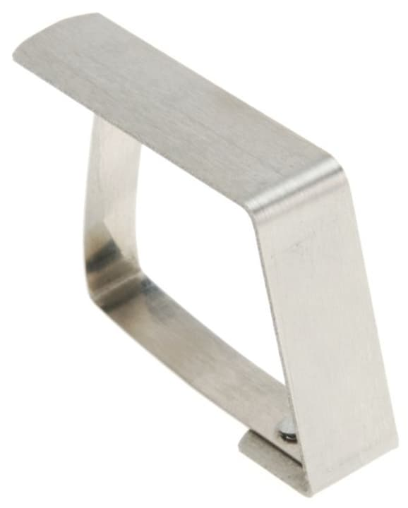 Tischtuchhalter Inox, 4 Stk. 753339800000 Bild Nr. 1