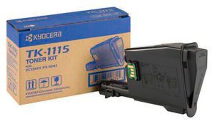 TK-1115 Toner nero Cartuccia toner Kyocera 785300126604 N. figura 1