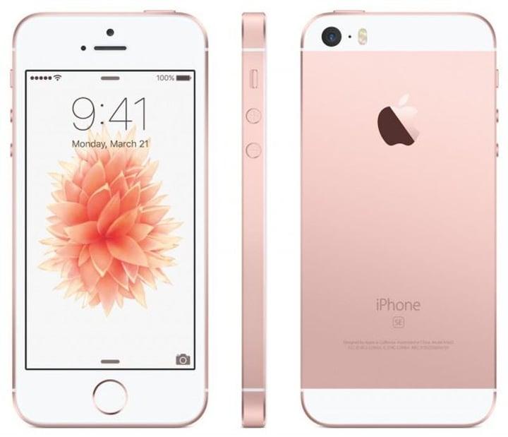 iPhone SE 16GB Rose Gold Demo Apple 79460900000016 Bild Nr. 1