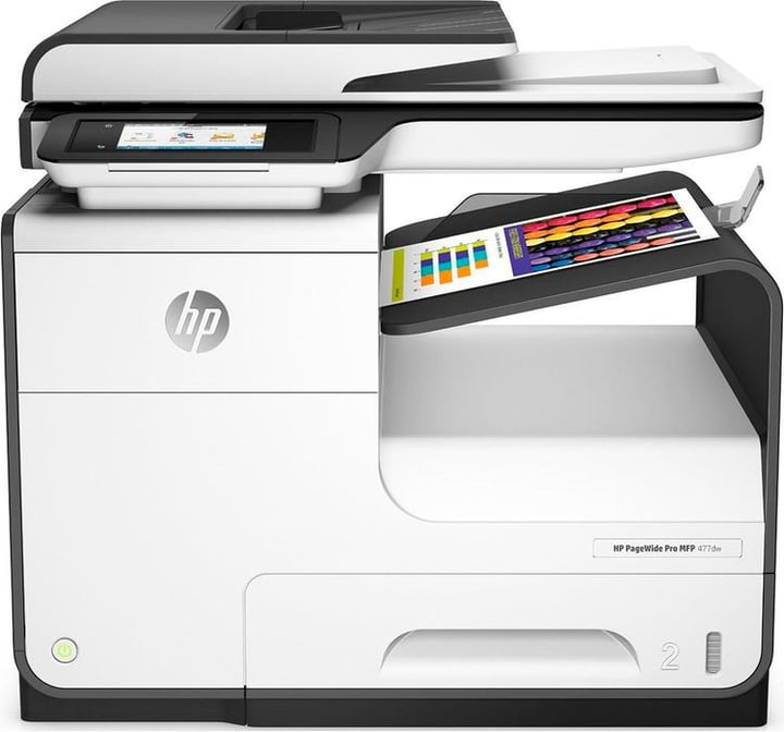 PageWide Pro 477dw Imprimante multifonction HP 785300125257 Photo no. 1