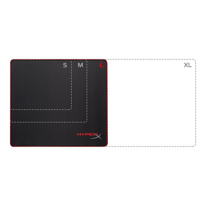 Gaming Mouse Pad FURY S Pro (large) Mousepad HyperX 785300142847 N. figura 1