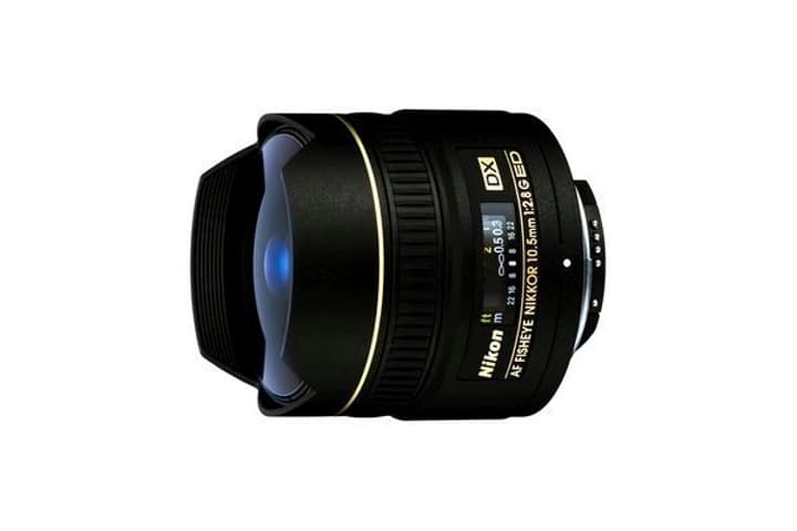 Nikkor AF DX JAA629DA Fisheye objectif Objectif Nikon 785300125523 Photo no. 1