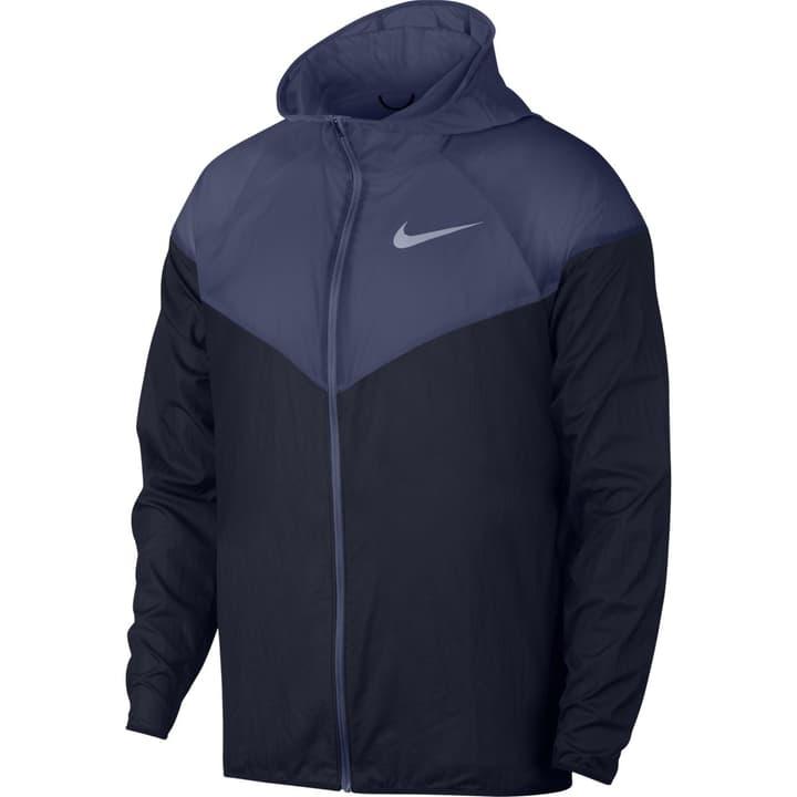 Windrunner Herren-Jacke Nike 470190200522 Farbe dunkelblau Grösse L Bild-Nr. 1