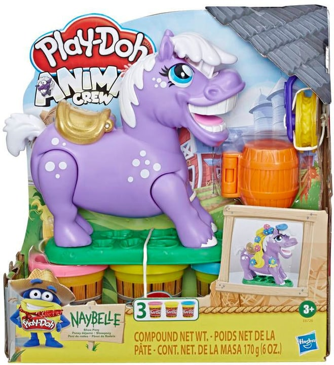 Play-Doh Naybelle 746160400000 Photo no. 1