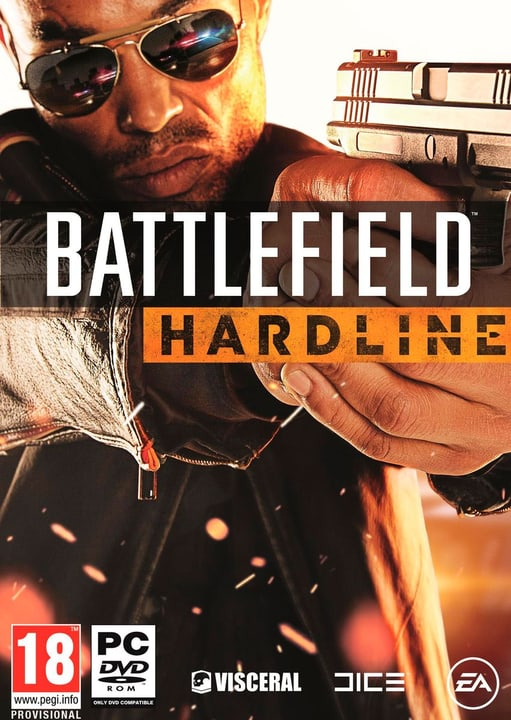 PC/DVD - Battlefield Hardline 785300118771 Photo no. 1