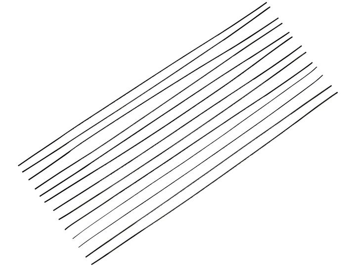 Laubsägeblätter für Metall Nr. 1 Comfort Lux 601221800000 Bild Nr. 1