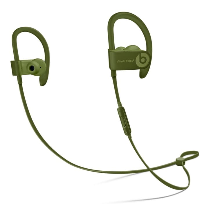 Powerbeats3 Wireless - Neighborhood Collection - In-Ear écouters - Vert olive Apple 785300130797 Photo no. 1