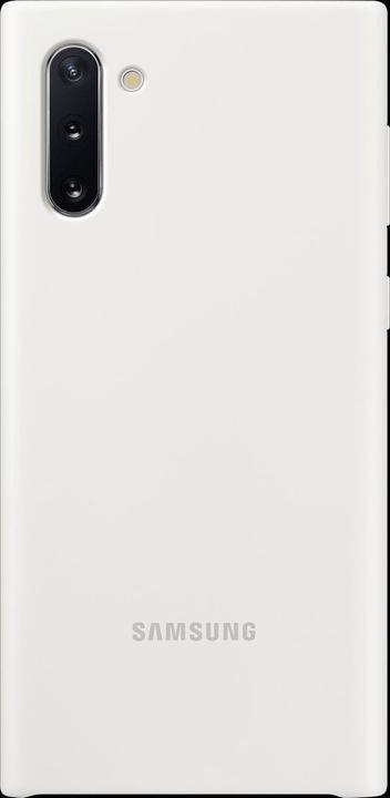 Silicone Cover white Coque Samsung 785300146398 Photo no. 1
