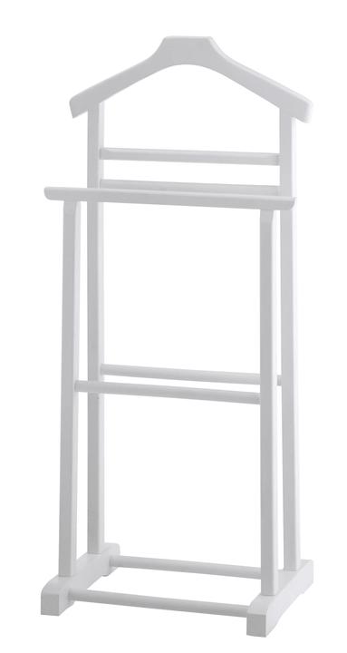 JAZZ Valet 407308100010 Dimensions L: 46.0 cm x P: 36.0 cm x H: 100.0 cm Couleur Blanc Photo no. 1