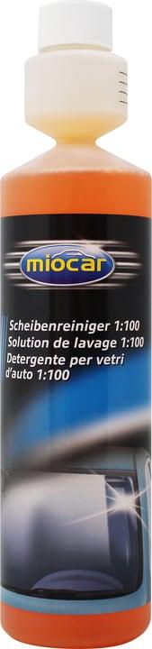 Detergente per vetri estivo concentrato 1:100 Prodotto detergente Miocar 620801200000 N. figura 1