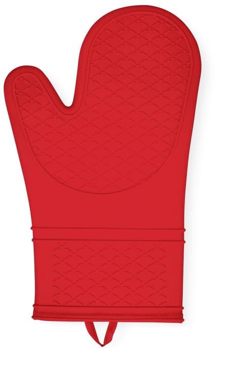 Guanto per forno Cucina & Tavola 700345400030 Colore Rosso Dimensioni L: 18.0 cm x A: 30.0 cm N. figura 1