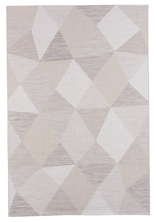 ALFONS Tapis 412009012074 Couleur beige Dimensions L: 120.0 cm x P: 170.0 cm Photo no. 1