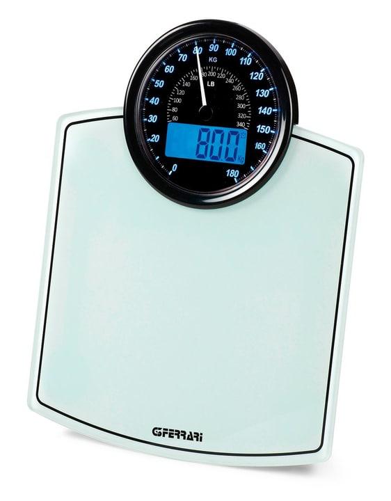 G30704 Pése Personnes bianco nero Bilancia pesa G3Ferrari 785300124740 N. figura 1
