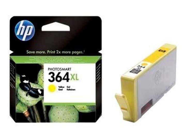 CB325EE cartouche d'encre nr. 364XL yellow Cartouche d'encre HP 797507500000 Photo no. 1