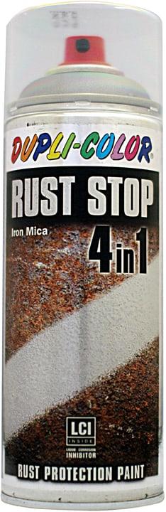 Rust Stop Eisenglimmer Dupli-Color 660839200000 Farbe Silberfarben Inhalt 400.0 ml Bild Nr. 1