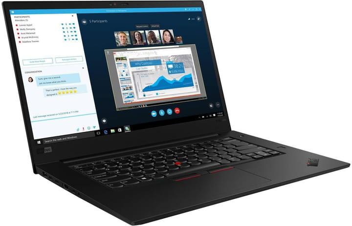 ThinkPad X1 Extreme Gen. 2 Ordinateur portable Lenovo 785300147575 Photo no. 1