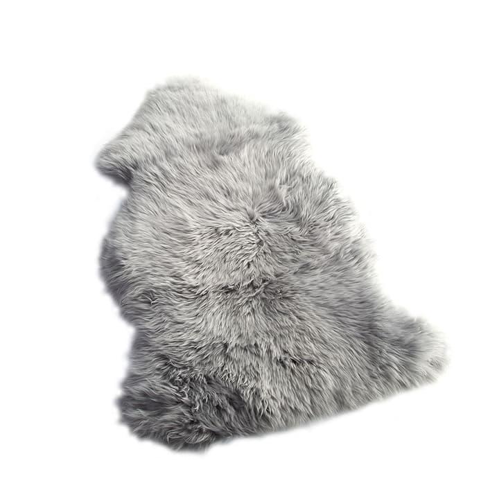 HEIDE peau d'agneau 378045800000 Couleur Gris Dimensions L: 95.0 cm Photo no. 1