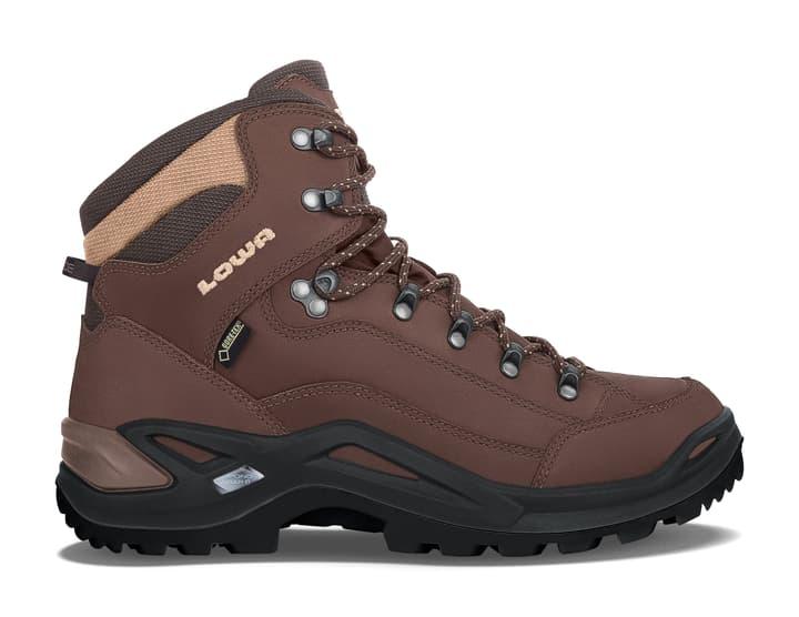Renegade GTX Mid Chaussures de randonnée pour homme Lowa 473318243570 Couleur brun Taille 43.5 Photo no. 1