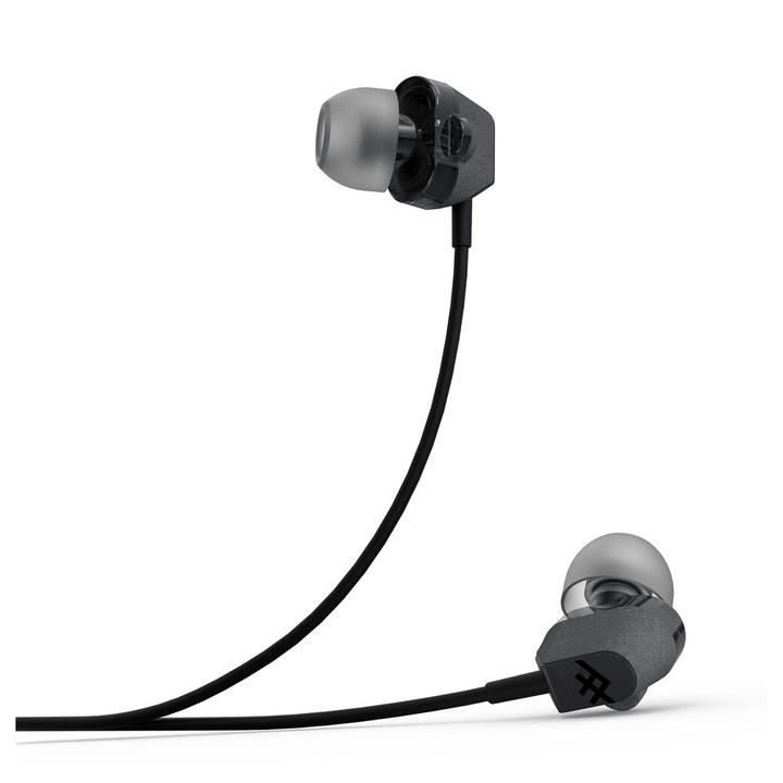 Impulse Duo-Driver - Wireless - Charcoal/Black Cuffie On-Ear Ifrogz 785300131931 N. figura 1