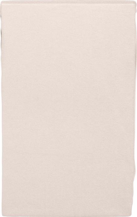 EVAN Stretch Jersey-Fixleintuch 451044130572 Farbe Beige Grösse B: 180.0 cm x H: 200.0 cm Bild Nr. 1