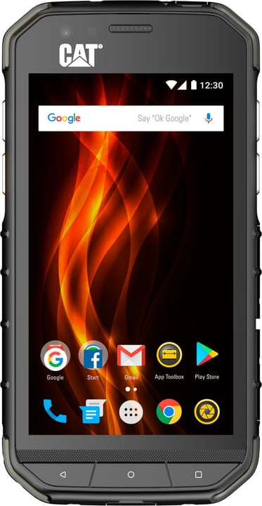 S31 16GB nero Smartphone CAT 785300131270 N. figura 1