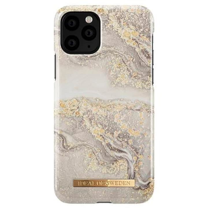 Hard Cover Sparkle Greige Marble grey Coque iDeal of Sweden 785300147930 Photo no. 1