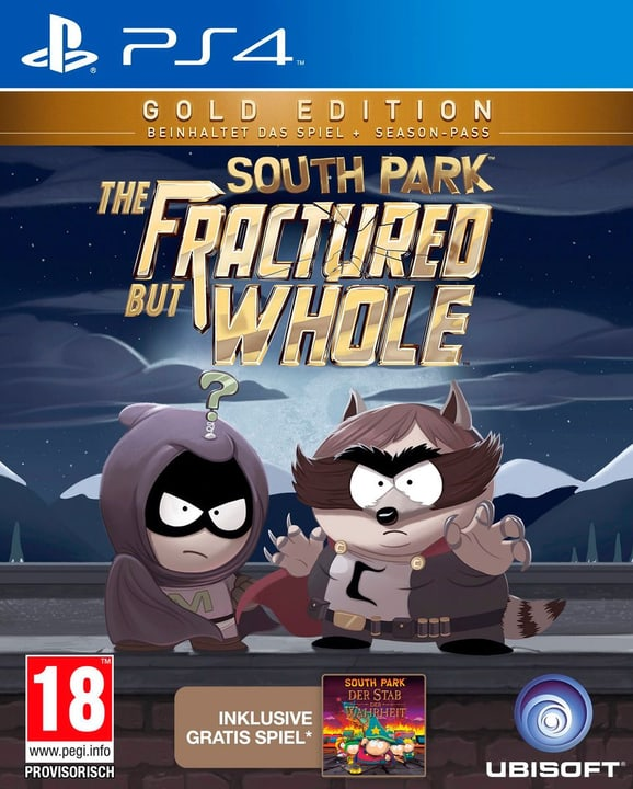 PS4 - South Park - The Fractured But Whole - Gold Edition Box 785300129497 Bild Nr. 1