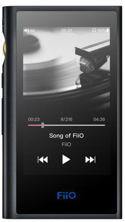 M9 - Noir Hi-Res Player FiiO 785300144732 Photo no. 1