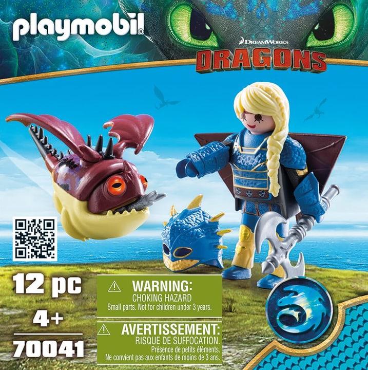 PLAYMOBIL 70041 ASTRID EN COMBINAISO 748007500000 Photo no. 1
