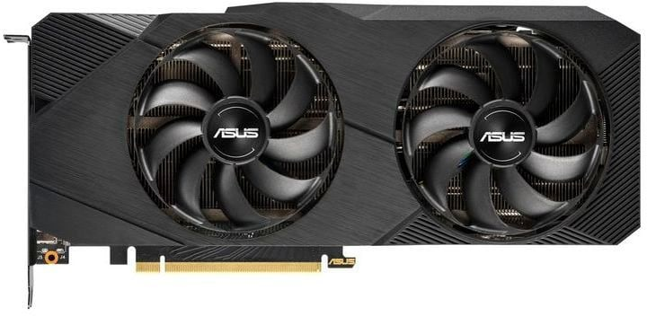 GeForce RTX 2070 SUPER DUAL O8G EVO Grafikkarte Asus 785300146130 Bild Nr. 1