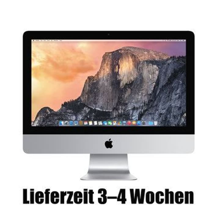"CTO iMac 3.1GHz i7 21.5"" 16GB 512GB Flash WKeyboard Apple 79786350000015 Bild Nr. 1"