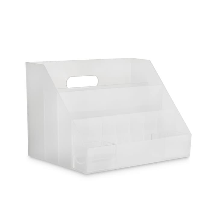 CLOSE organiser 386136700000 Dimensioni L: 26.0 cm x P: 18.5 cm x A: 18.2 cm Colore Bianco N. figura 1