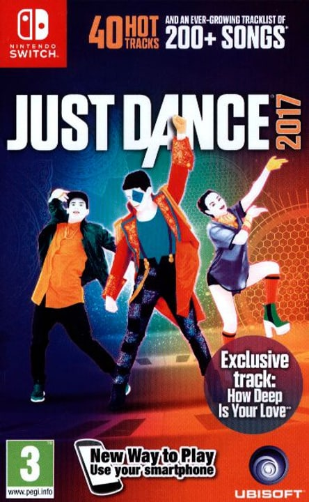 Switch - Just Dance 2017 785300121858 N. figura 1