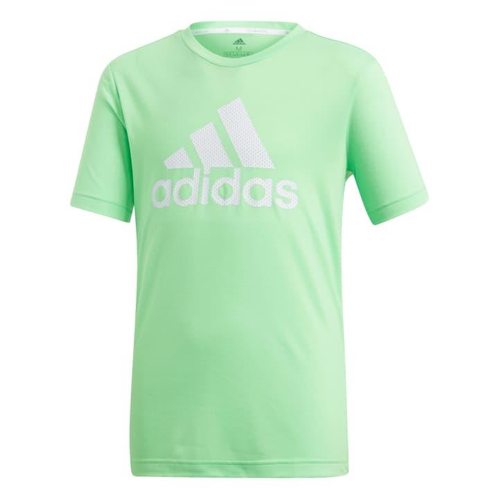 Prime T-Shirt Knaben-T-Shirt Adidas 464599212861 Farbe Hellgrün Grösse 128 Bild-Nr. 1