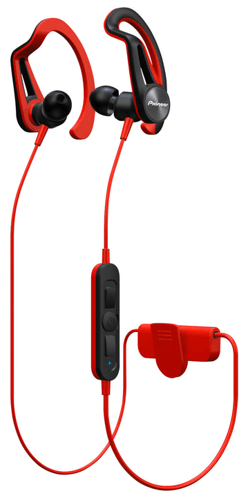 SE-E7BT-R rot In-Ear Kopfhörer Pioneer 772785200000 Bild Nr. 1
