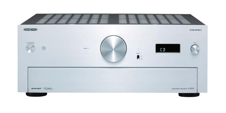 A-9070 Stereo Vollverstärker silber Onkyo 78530012718717 Bild Nr. 1