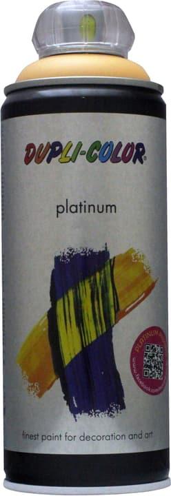 Vernice spray Platinum opaco Dupli-Color 660834000000 Colore Papaia Contenuto 400.0 ml N. figura 1