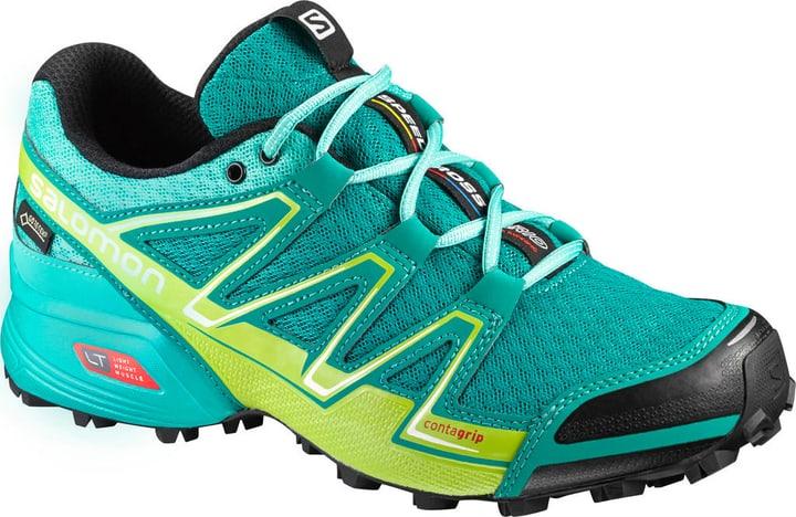 Speedcross Vario GTX Scarpa multifunzione da donna Salomon 460867137060 Colore verde Taglie 37 N. figura 1