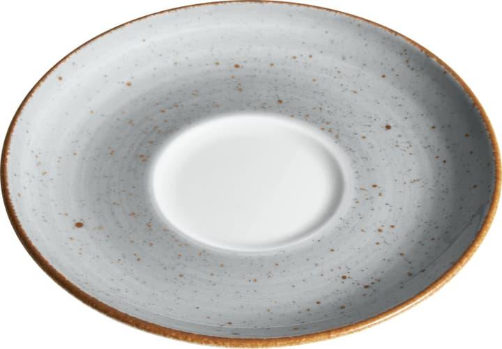 VINTAGE Kaffeeunterteller 440289201480 Farbe Grau Grösse H: 2.0 cm Bild Nr. 1