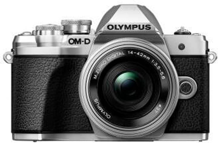 E-M10 III Double Zoom Kit Silver Olympus 785300145157 Photo no. 1