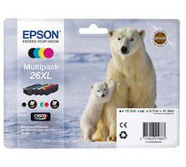 T263640 CMYBK Cartuccia Cartuccia d'inchiostro Epson 796083100000 N. figura 1