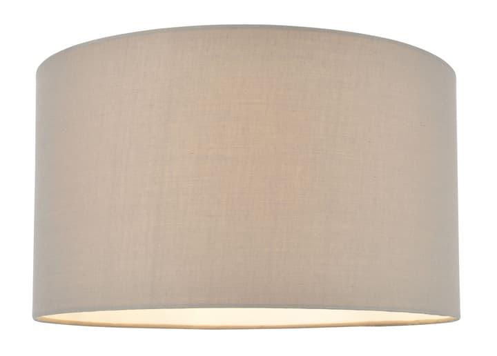 BLING Abats-jour 40cm taupe 420183904088 Couleur Gris taupe Dimensions H: 23.0 cm x D: 40.0 cm Photo no. 1