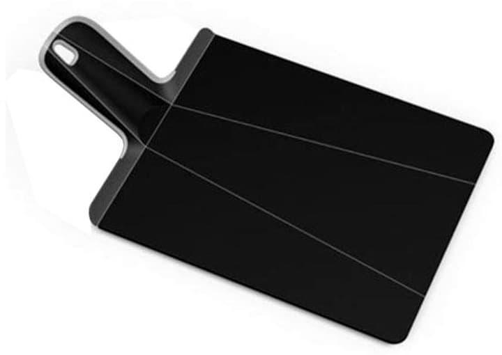 Chop2Pot Plus 38 x 21 cm, Schwarz Schneidebrett Joseph Joseph 785300136109 Bild Nr. 1