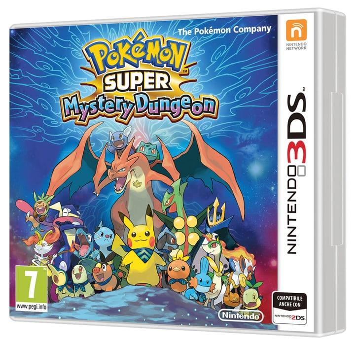 3DS - Pokémon Super Mystery Dungeon 785300120706 Photo no. 1