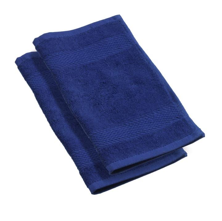 BEST PRICE Lavettes à 2 piéces 450845020143 Couleur Bleu foncé Dimensions L: 30.0 cm x H: 30.0 cm Photo no. 1