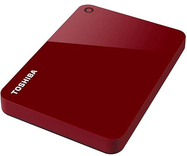 Canvio Advance 2TB HDD Extern Toshiba 785300136591 N. figura 1